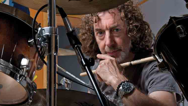 Clinic Tour mit Simon Phillips Vorschaubild